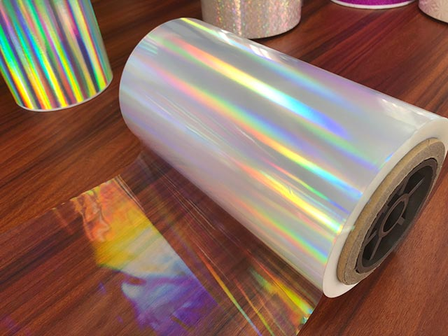 Thermal holographic lamination film-Products-Wenzhou Zhanxin New Materials Technology Co., Ltd